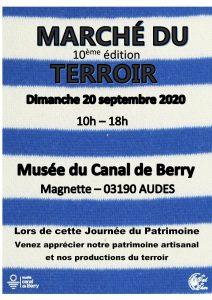 Affiche Marché du Terroir saison 2020-page-001