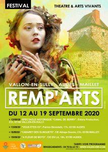 COMCOM VAL DE CHER - A1 festival 2020